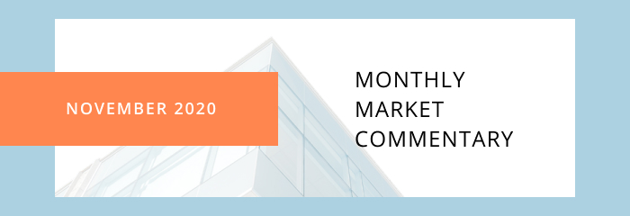 November Monthly Market Commentary 2020 by Everspire